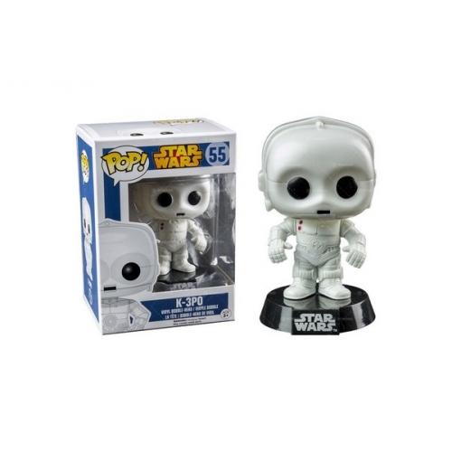 Funko Pop Star Wars K3-PO Exclu 55