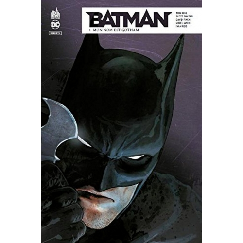 Batman Rebirth Tome 1 (VF)