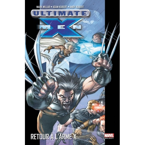 Ultimate X-Men Tome 1 (VF)