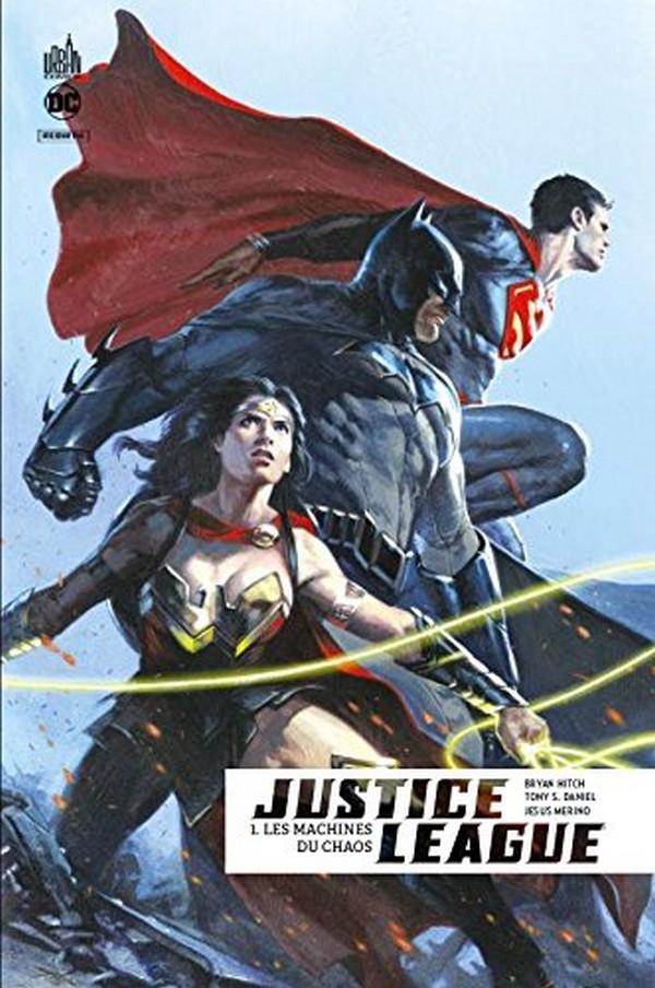 Justice League Rebirth Tome 1 (VF)