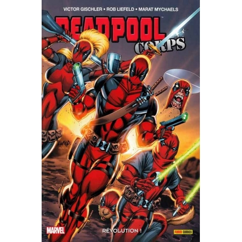 Deadpool Corps Tome 2 (VF)