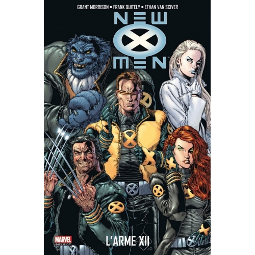 New X-Men Tome 2 (VF)