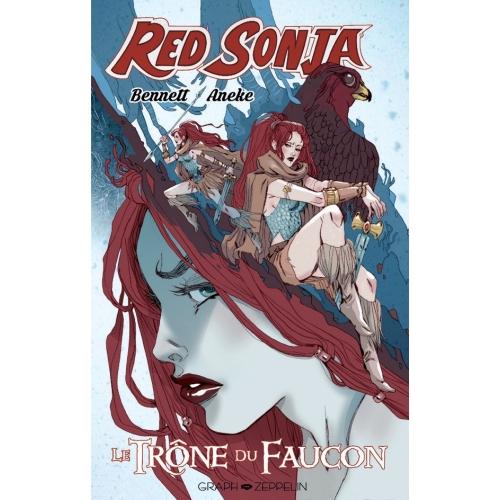 Red Sonja Le trône du faucon (VF)