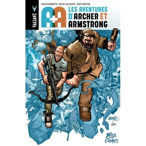 A + A : les aventures d'Archer et Amstrong (VF)
