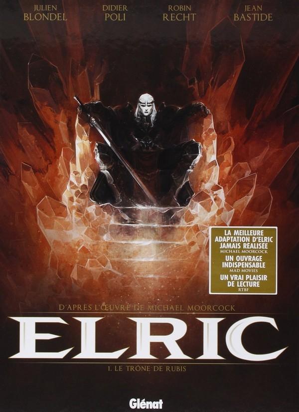 Elric - Tome 01 : Le trône de rubis (VF)