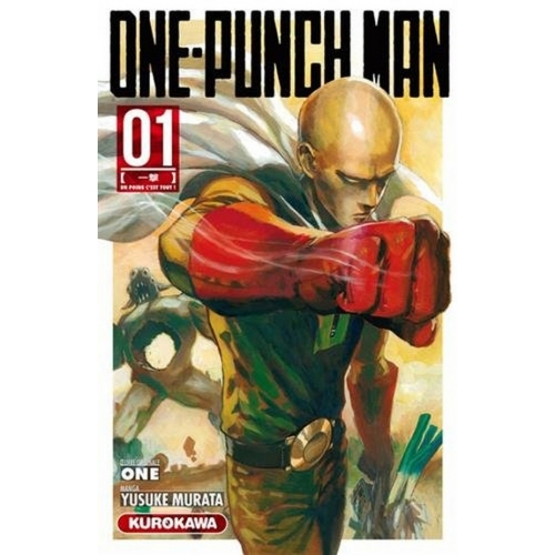 One Punch Man Tome 1 (VF)