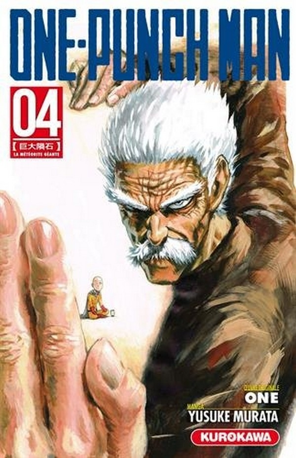 One Punch Man Tome 3 (VF)