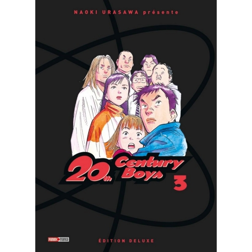 20th century boys - Deluxe Tome 3 (VF)