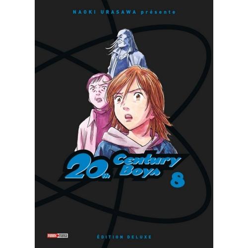 20th century boys - Deluxe Tome 8 (VF)