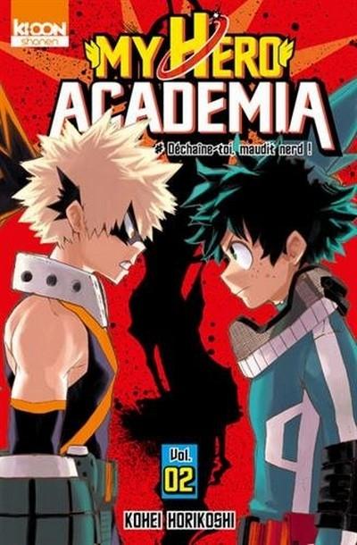 My Hero Academia Tome 1 (VF)
