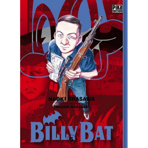 Billy Bat Tome 5 (VF)