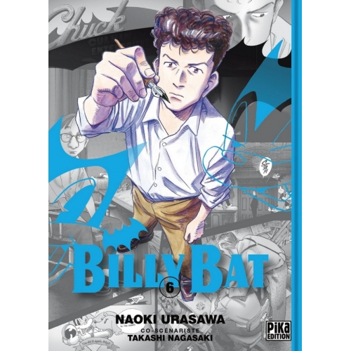 Billy Bat Tome 6 (VF)