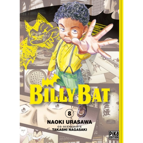 Billy Bat Tome 8 (VF)