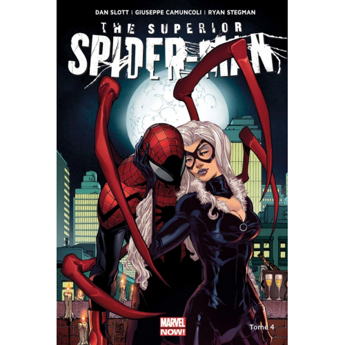 Superior Spider-Man Tome 4 (VF)