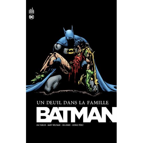 Batman un Deuil Dans la Famille - Nouvelle Édition (VF)