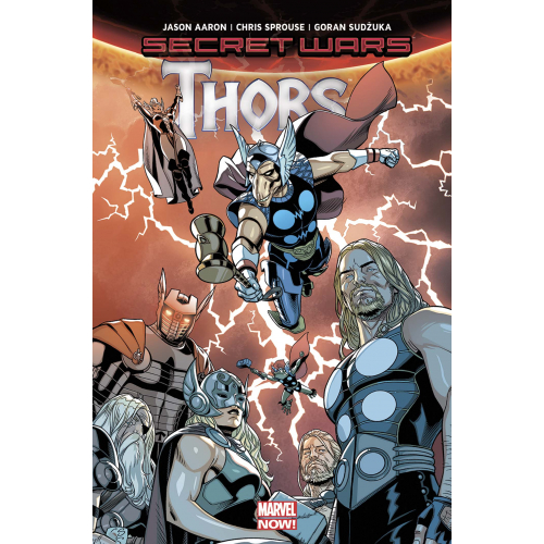 Thors : Secret Wars (VF)