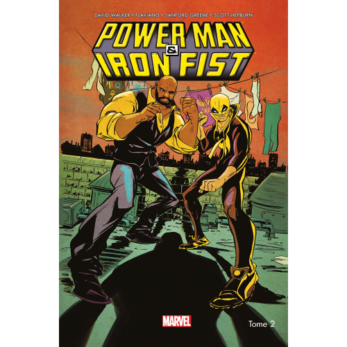 Power Man et Iron Fist Tome 2 (VF)