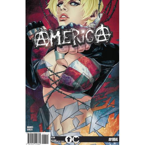 America 4 (VO) Ale Garza