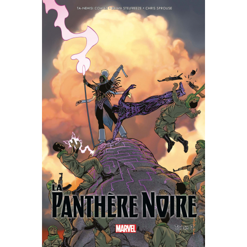 La Panthère noire - All-New All-Different Tome 3 (VF)
