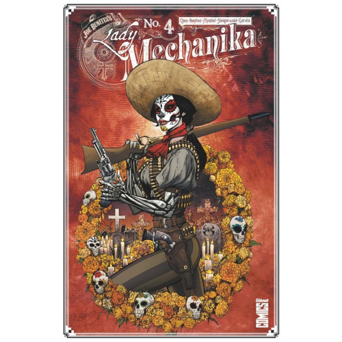 Lady Mechanika – Tome 4 (VF)
