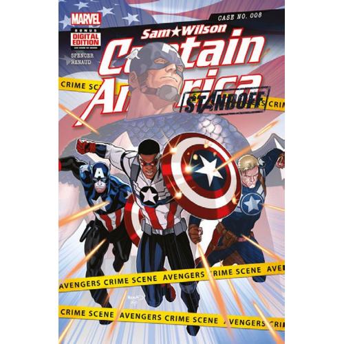 Avengers : L'affrontement Tome 2 (VF)
