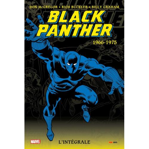 Black Panther L'Intégrale 1966-1975 (VF)