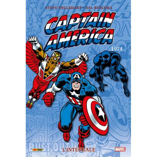Captain America Intégrale 1974 (VF)