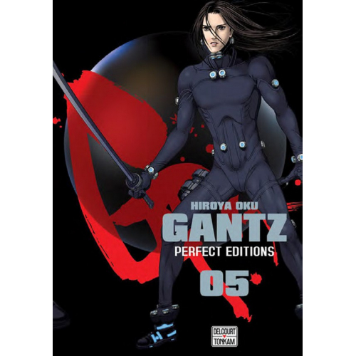 Gantz Perfect Edition Tome 5 (VF)