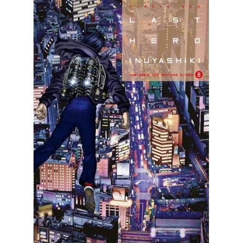 Last Hero Inuyashiki Tome 8 (VF)