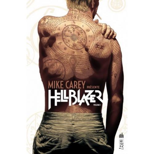 Mike Carey présente Hellblazer Tome 1 (VF)