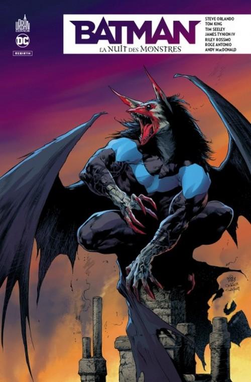 Batman La nuit des monstres (VF)