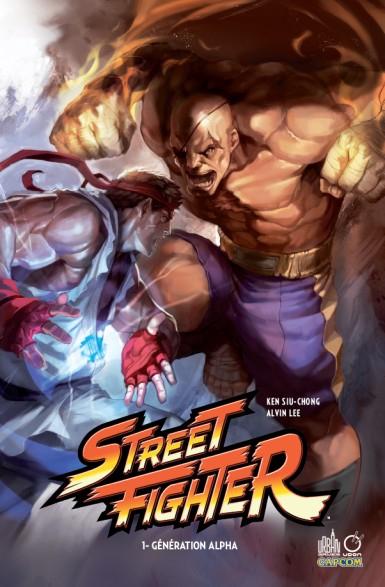 Street Fighter Tome 1 (VF)