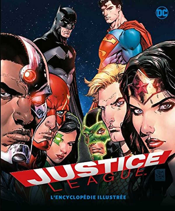 Justice League : l'Encyclopédie Illustrée (VF)