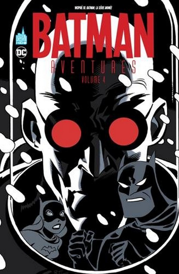 Batman Aventures Tome 4 (VF)