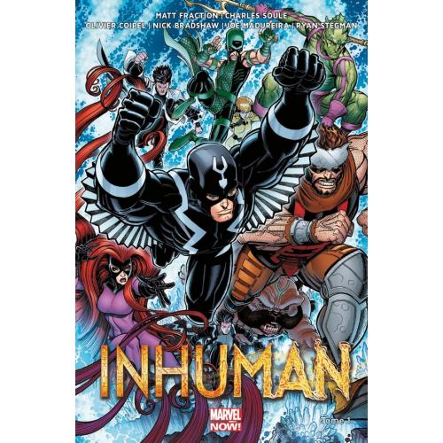 Inhuman Tome 1 (VF)