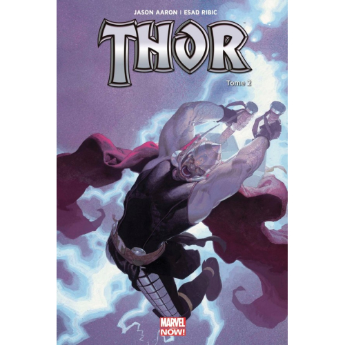 Thor Marvel Now Tome 2 (VF)
