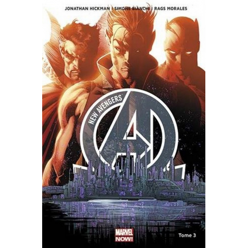 NEW AVENGERS MARVEL NOW Tome 3 (VF)