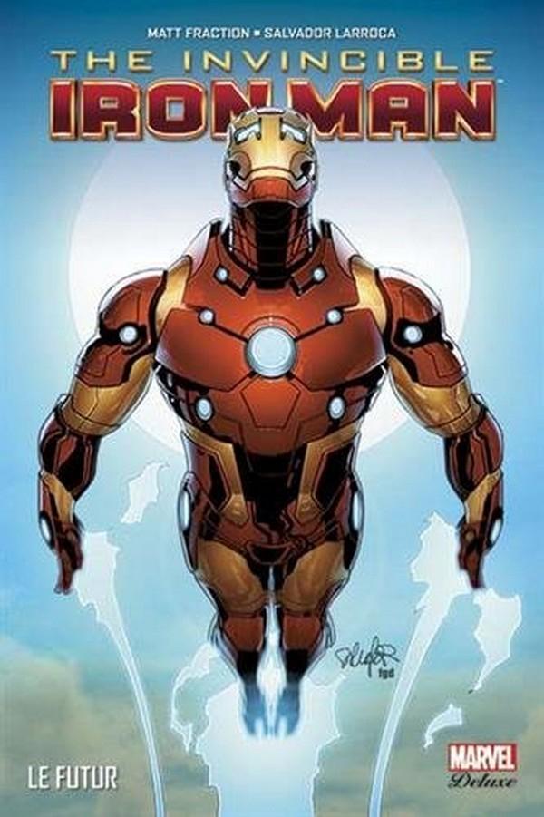 Invincible Iron Man Tome 6 (VF)
