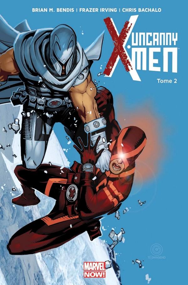 Uncanny X-Men Tome 2 (VF)