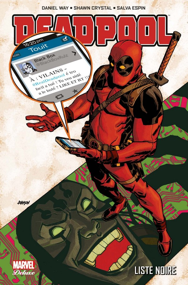 DEADPOOL DELUXE TOME 6 (VF)