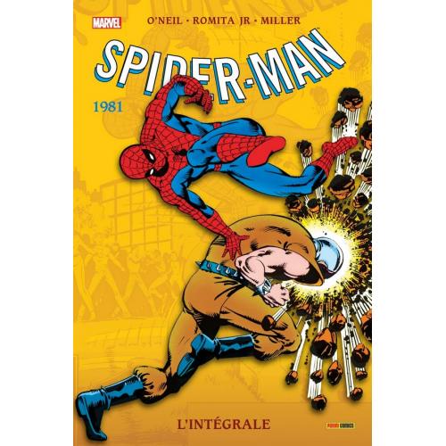 Amazing Spider-Man intégrale Tome 25 1981(VF)