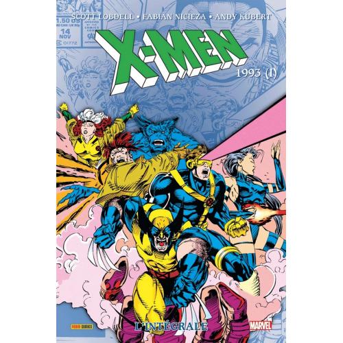 X-MEN INTEGRALE Tome 32 1993 I (VF)