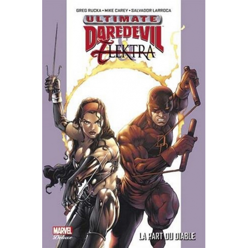 Ultimate Daredevil et Elektra (VF)