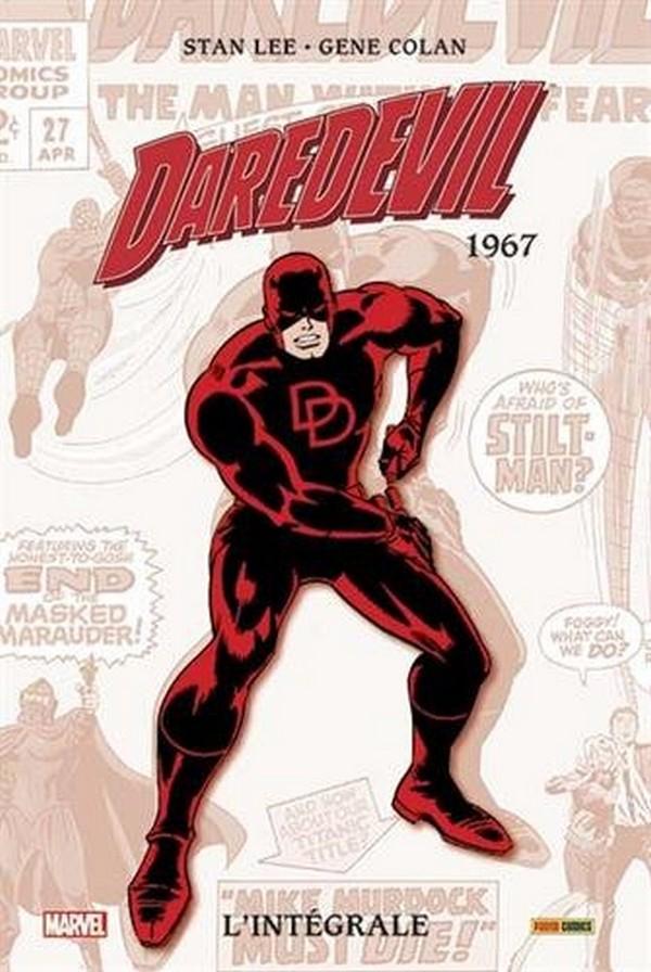Daredevil Intégrale Tome 3 1967 (VF)