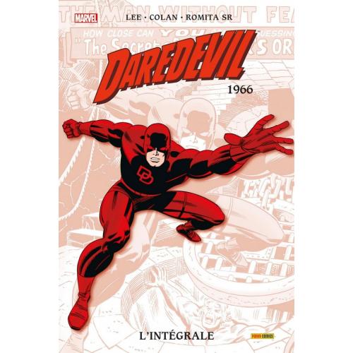 Daredevil Intégrale Tome 2 1966 (VF)
