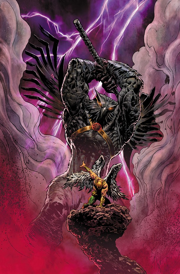 Hawkman Found 1 (VO)