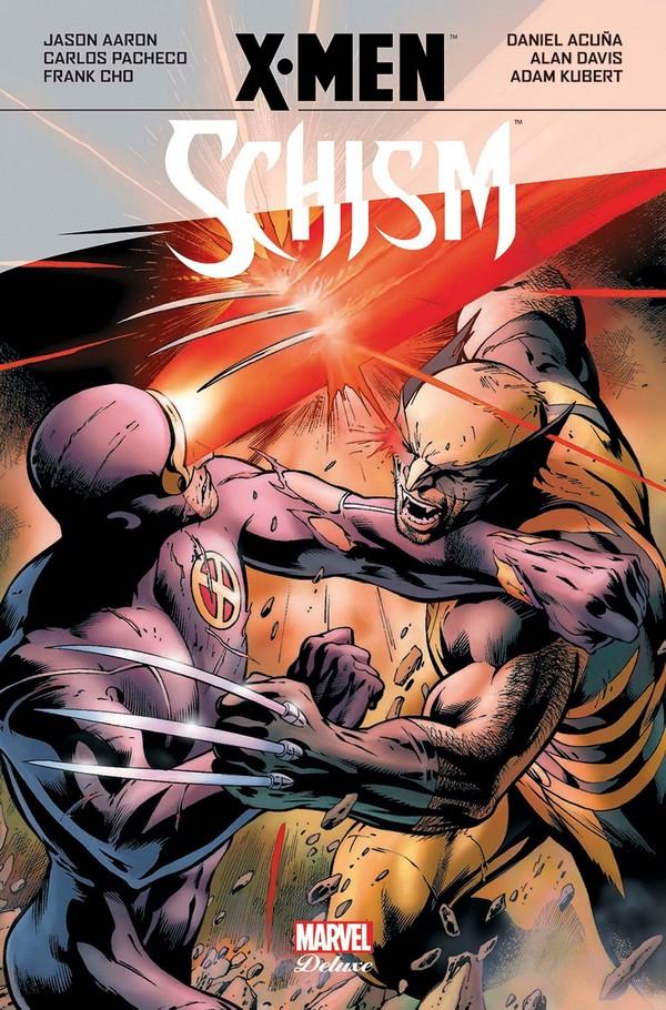 X-MEN : SCHISM (VF)