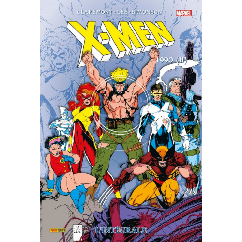 X-MEN INTEGRALE Tome 27 1990 II (VF)