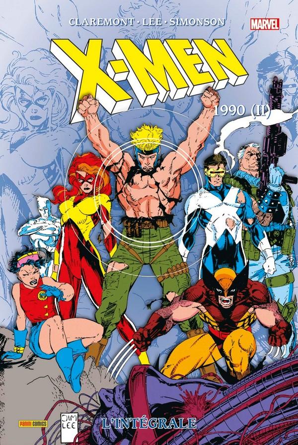 X-MEN INTEGRALE Tome 27 1990 II (VF)
