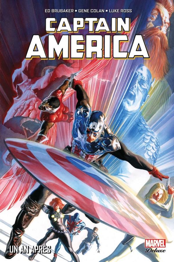 Captain America Un an après(VF)